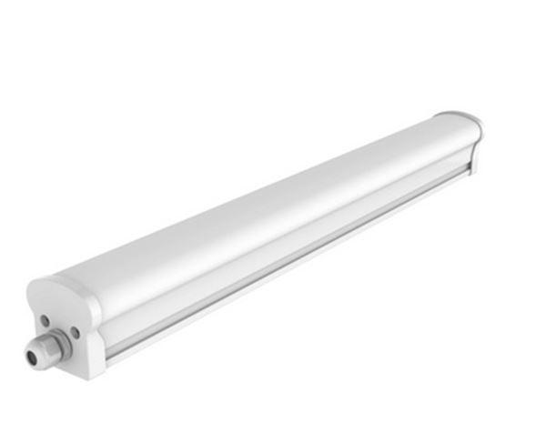 """ARMATURE LED """"SCUBA"""" T8 22W 840 600MM IP65 - Intérieur standard"""