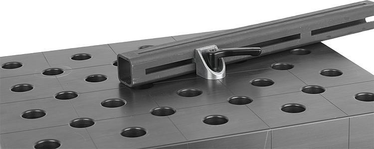 Clamping Pin, Steel Or Stainless Steel With Clamping Angle - Clamp straps Clamping devices