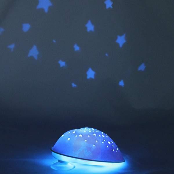 Solar Heart LED Night Light - Plug-In Lights and Night Lights