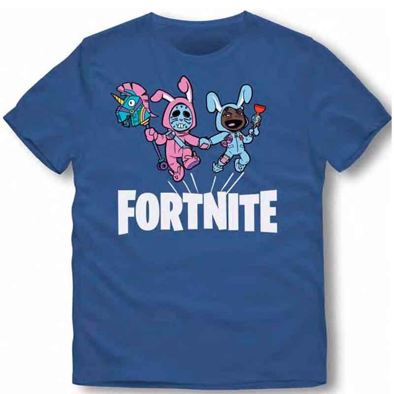 Wholesaler kids clothing t-shirt Fortnite - T-shirt and polo short sleeve