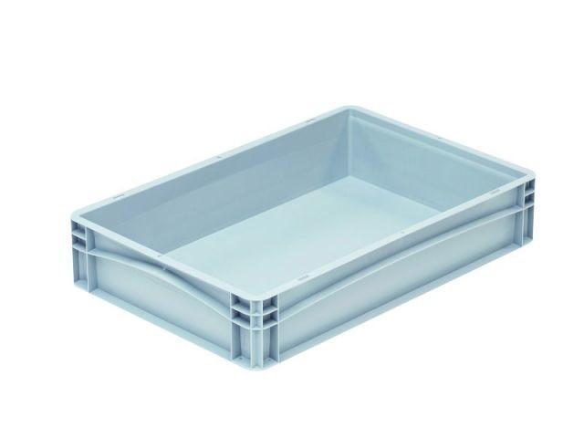 Stacking box: Base 6412 1 OG - Stacking box: Base 6412 1 OG, 600 x 400 x 120 mm