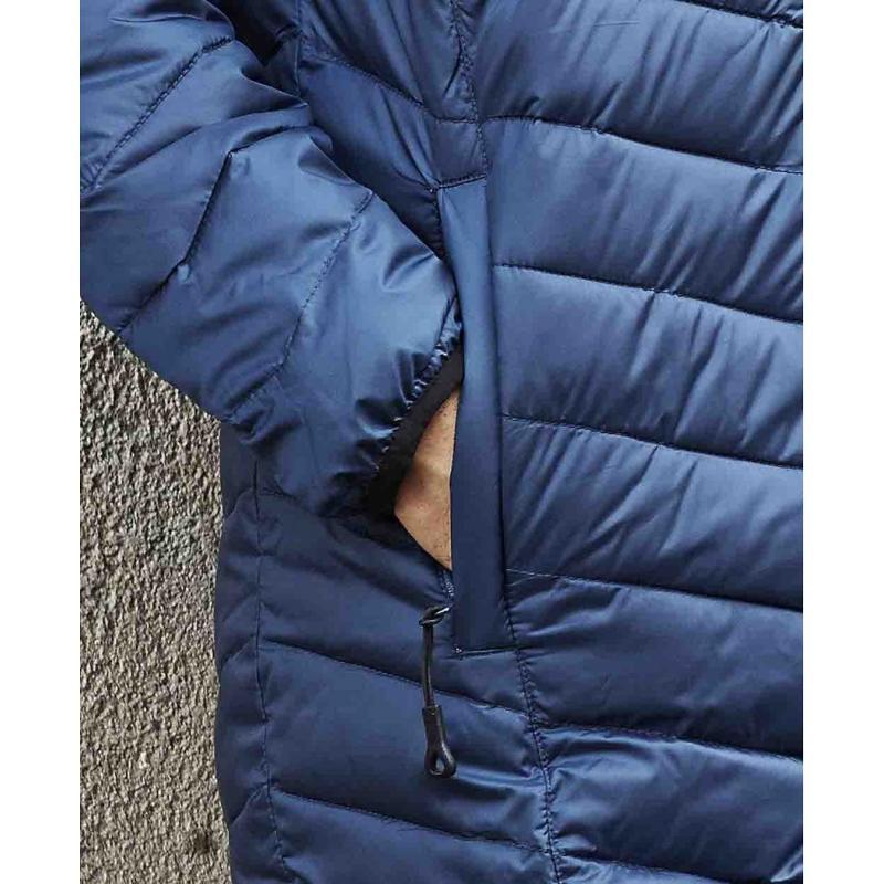 Longue veste Zepelin - Avec capuche