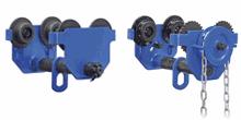 Push Trolleys and Gear Type Trolleys - PTM & GTM-Trolleys