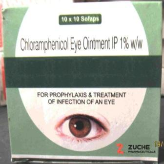 Chloramphenicol Eye Ointment - Chloramphenicol Eye Ointment