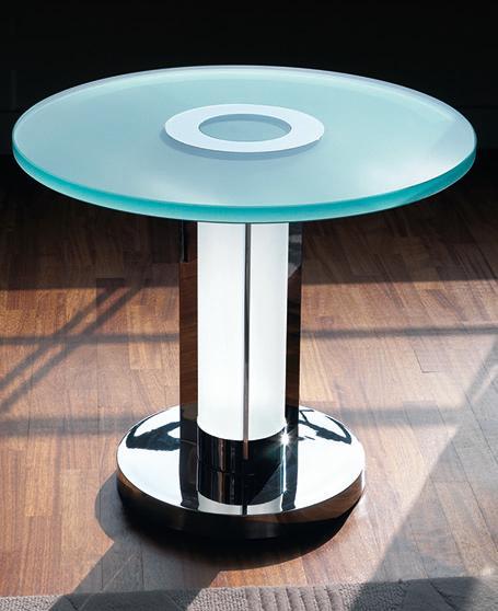 Pedestales iluminados - Modelo 1