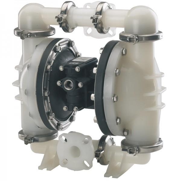 "Double diaphragm pump 1 1/2"" made of PP (PTFE version)... - Non-Metallic Version"
