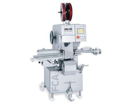 POLY-CLIP SYSTEM: CLIPPATRICI semiautomatiche e automatiche - FCA 3463 Classic Line