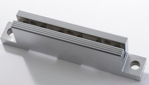 """SEALING JAW FOR """"FLOWPACK"""" OR VERTICAL PACKAGING - SEALING JAW FOR TRANSVERSAL CUT"""
