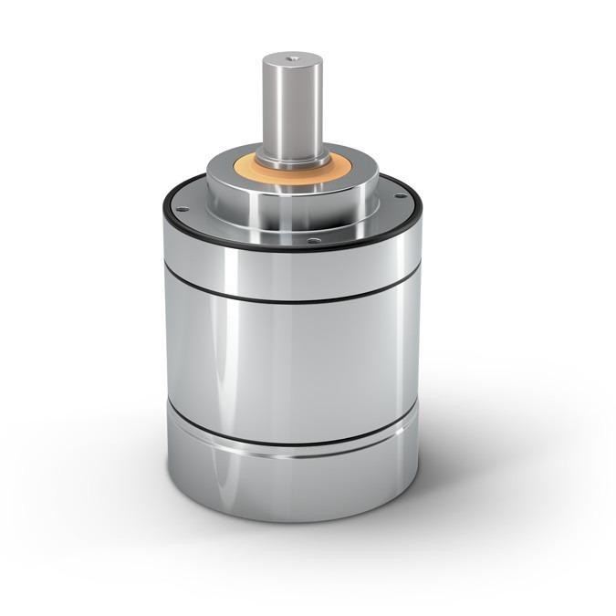 Redutor planetário com Hygienic Design HLAE - Redutor Economy - IP69K - 3-A® RPSCQC Certified - Engrenagem reta - NEUGART
