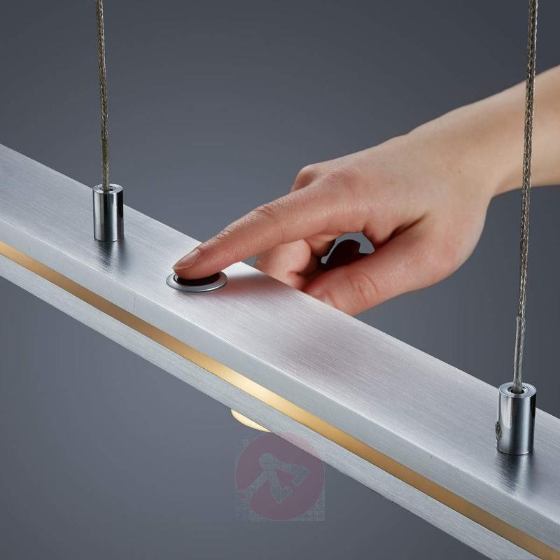 Height-adjustable Cavallo LED pendant light - Pendant Lighting