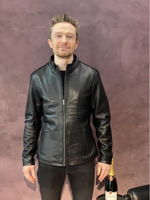 Tailormade Leather Jacket - Tailormade Leather Jacket - High end Quality