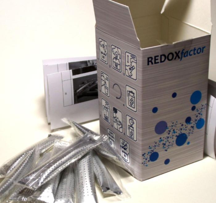 REDOXfactor - антиоксидантная вода из любой питьевой воды -