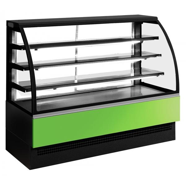 vitrines pour p tisseries entreprises. Black Bedroom Furniture Sets. Home Design Ideas