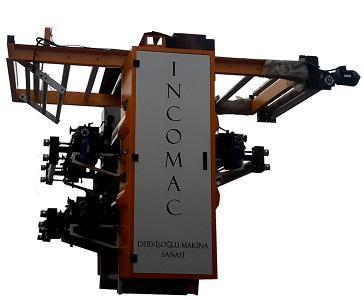 FIORI INLINE FLEXO PRINTING MACHINE