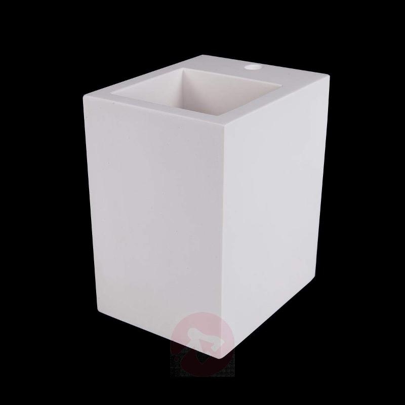 Zaio - Halogen Wall Light Square Paintable - Wall Lights