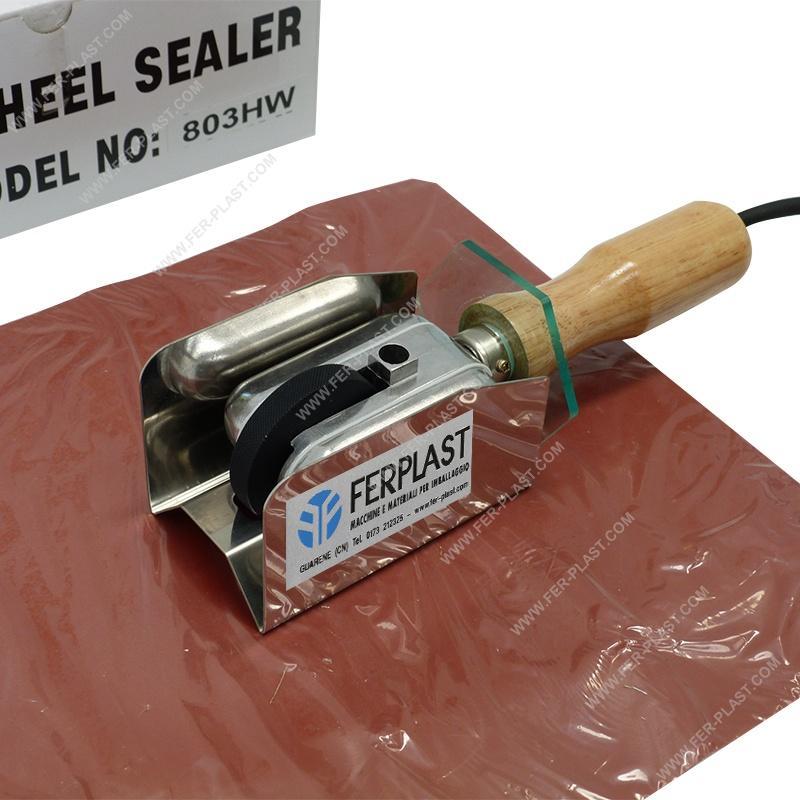 Saldatrice a rullo caldo FP802-803 - Saldatrici