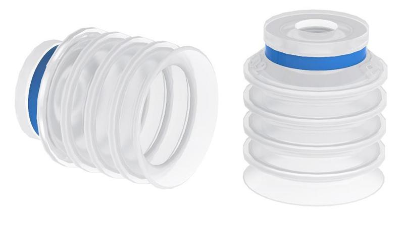 ventouses - BL-2 - Multi Soufflets FDA (20–50 mm)