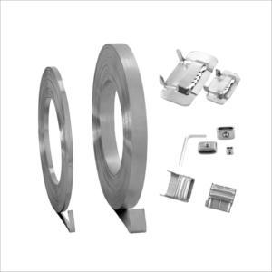 Graffe e Clips - Il sistema Nastri e graffe Band-flex, offre soluzioni di serraggio efficienti, f