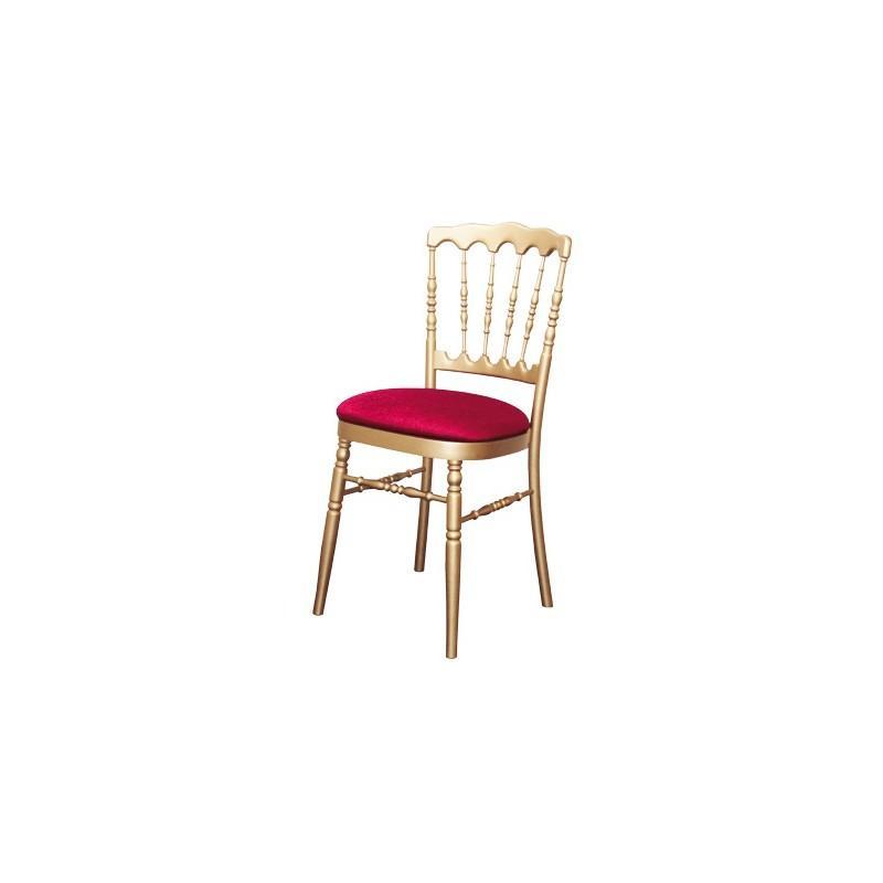 Chaise Napoleon 3 - En bois