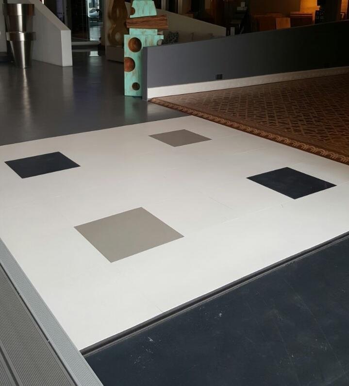 Easytile - Luxury Vinyl Tile - Excellent loose-lay flooring
