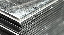 Cold-rolled plates - Steel plates