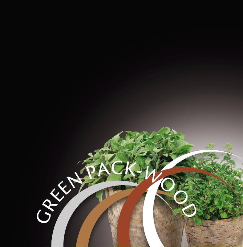 GREEN PACK WOOD - null