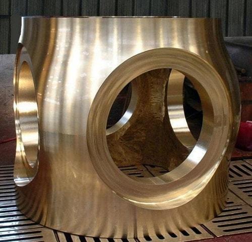 Moyeu CPP - Elements de Propulsion en Cupro Aluminium