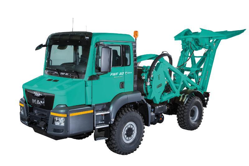 FOECK Truck FWF80 - null