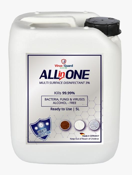 Listo Para Usar Desinfectante 5L -