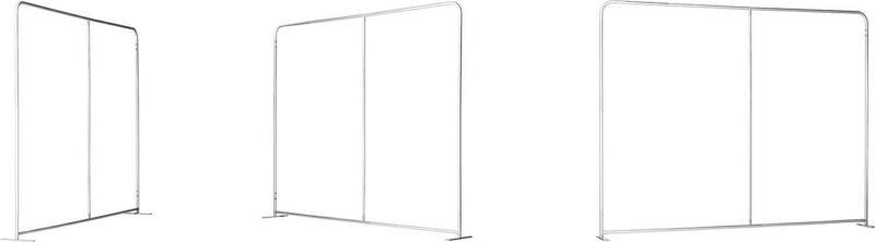 Zip Frame - Straight - Recto - Hoogte 230cm