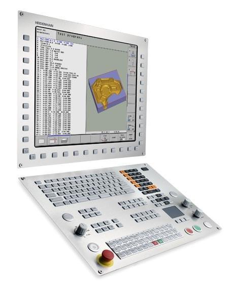 CNC control - iTNC 530 - CNC control - iTNC 530