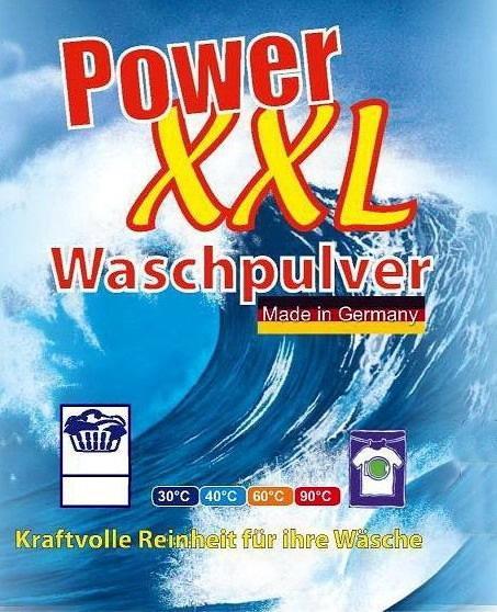 POWER XXL Vollwaschmittel 7,5 kg - Reinigung - Pflege