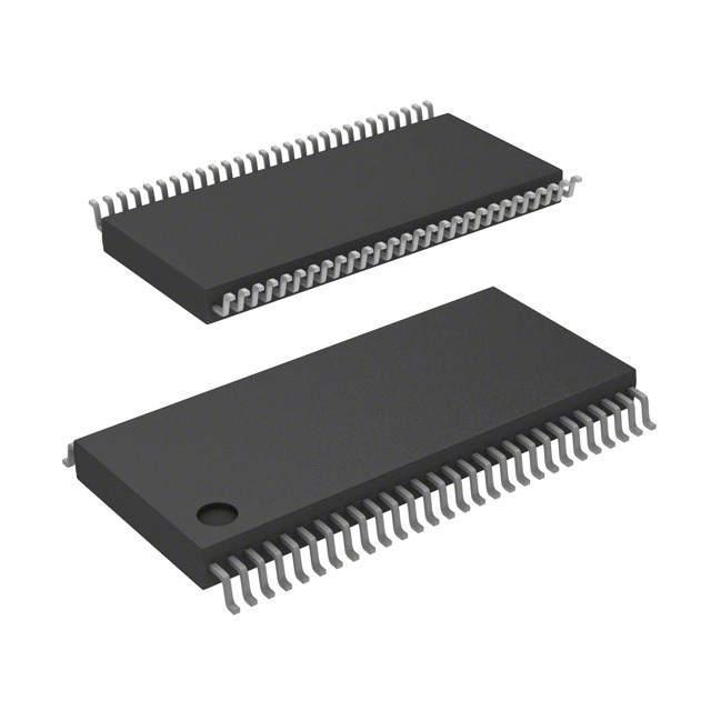 IC UNIV BUS TXRX 18BIT 56TSSOP - Texas Instruments SN74ALVCH16601DGGR