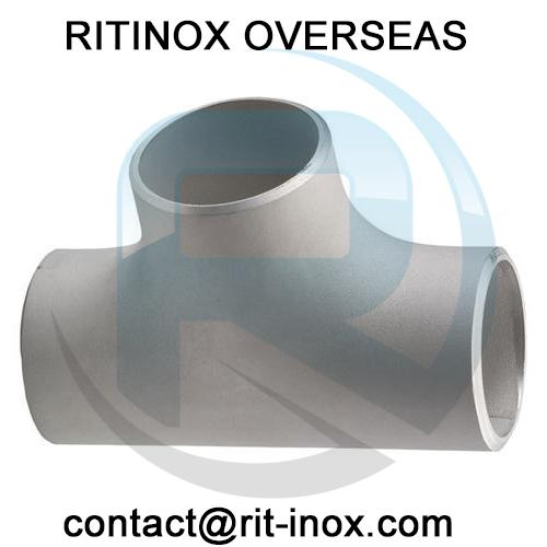 Inconel 600 Tees -