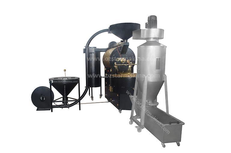 Kahve Kavurma Makinaları - Kahve Pişirme Makinaları