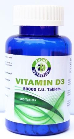 Vitamin D3 Tablets - Vitamin D3 Tablets