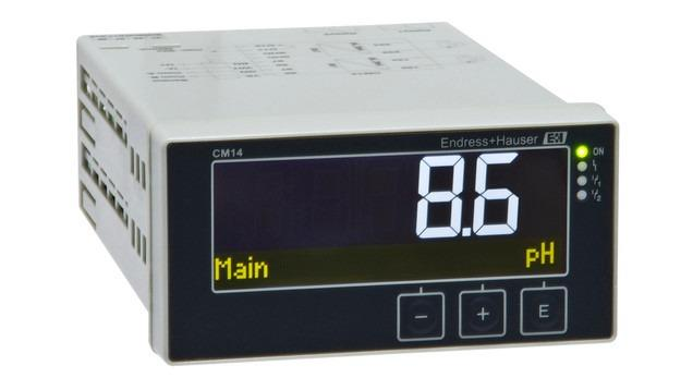 Transmisor multiparámetros de pH - CM14 -