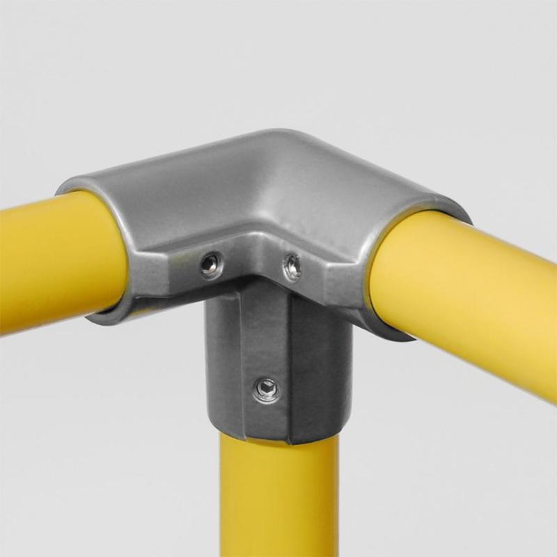 Universal tube connectors - Corner Head Connector Nr. 63