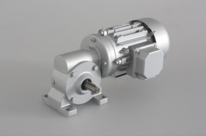SN9SH - Single-stage gear drive with solid shaft