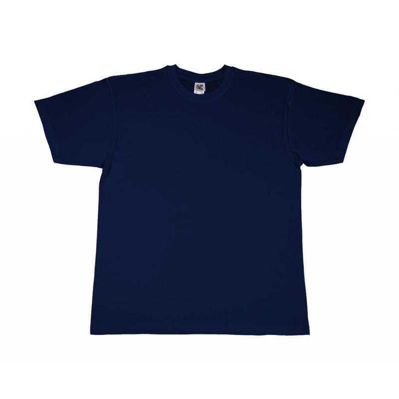 Tee-shirt avec renfort aux épaules - Manches courtes