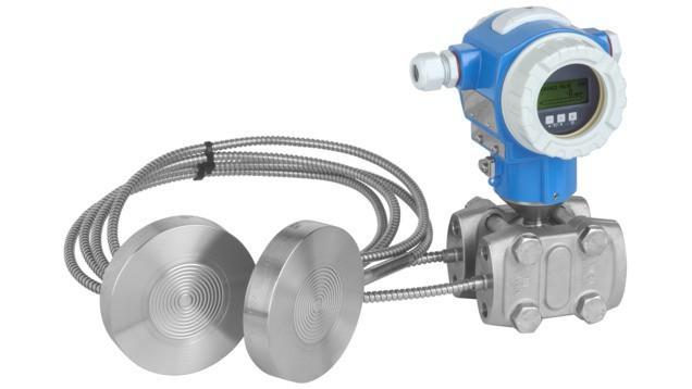 Differential pressure Deltabar FMD78 -