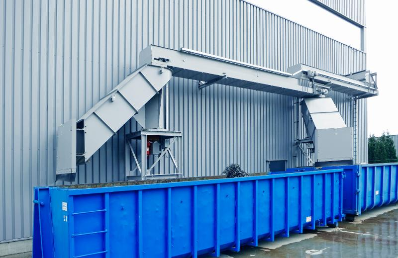 LOADING SYSTEMS FOR SWARF & METAL SCRAP - null
