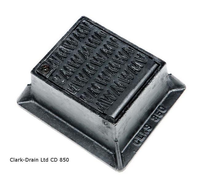 Surface Box - CD 850