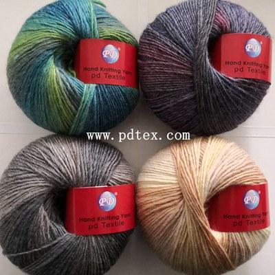 Hand knitting yarn, Yarn - kinds of hand knitting yarn