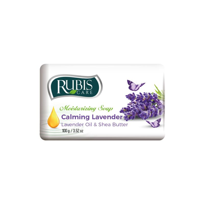 Rubis -100 Gr Paper Wrapped Soap - Paper Wrapped Soap