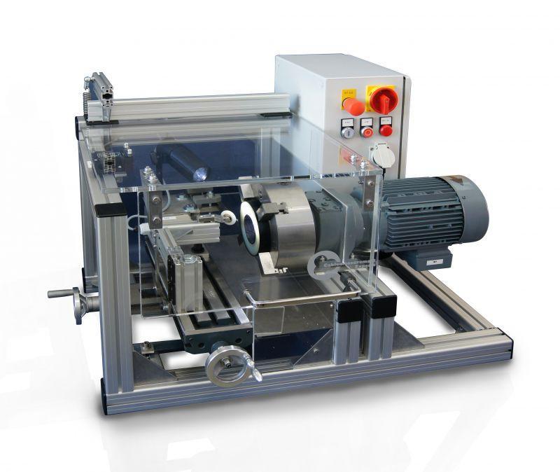 Trancheuse ORC 150 - Pour la découpe d'échantillons de câbles de gros diamètre