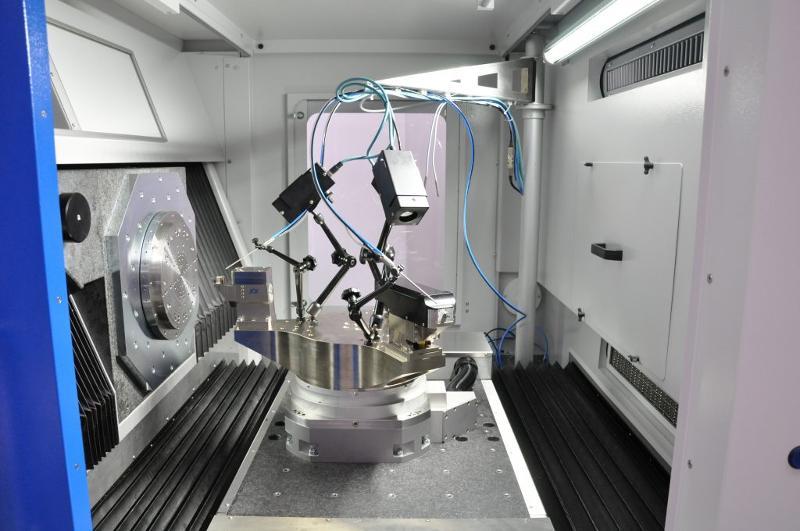 MTC 650 - Ultraprecision turning machine