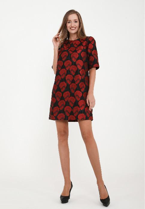 Women's dress - Women dress '' LIANA '' PO5992-4003/0302