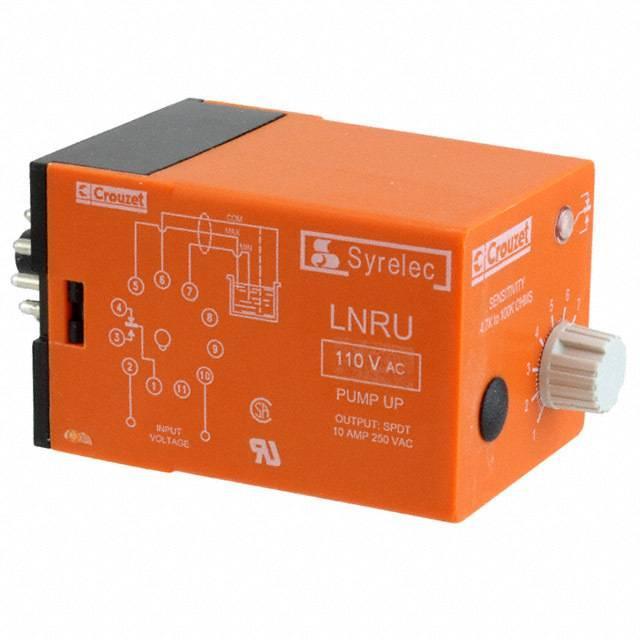 CNTRL LIQ LEV 110VAC SOCKETABLE - Crouzet LNRU110A