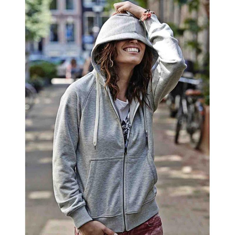 Sweat-shirt femme Urban - Avec capuche